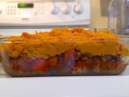 Turkey Shepherd's Pie