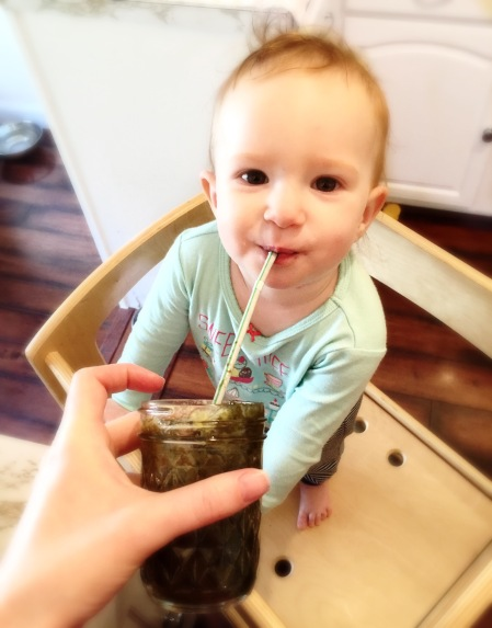 Smoothie Time 13 Months