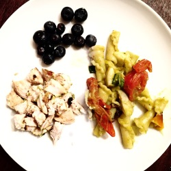 Baby Led Weaning Dinner (15 Months)